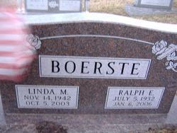 Linda M. <i>Lee</i> Boerste