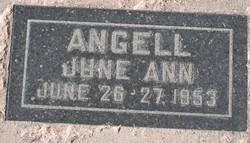 June Ann Angell