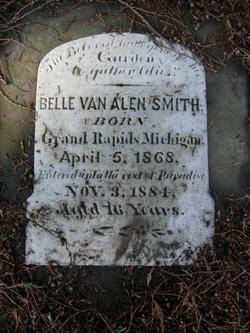 Belle VanAlen Smith