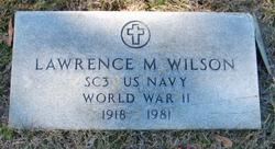 Lawrence Milton Wilson