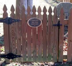 Bolton Family Cemetery