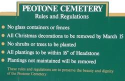 Peotone Cemetery