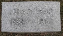 Cora <i>Yakey</i> Davis
