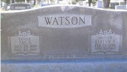 Tas Silas Watson, Sr