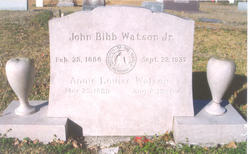 John Bibb Watson, Jr