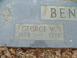George Washington Benge