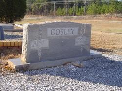 Fannie <i>Gilbert</i> Cosley