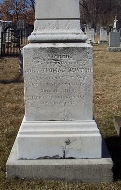 John Thomas Newton