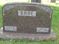 Ethel M Bane