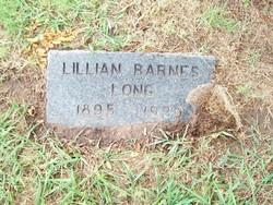 Lillian <i>Barnes</i> Long