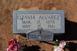 Octavia Alvarez