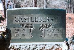 Jane <i>Vineyard</i> Castleberry