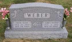 James Vesper Weber