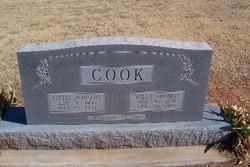 Ottis <i>Jamison</i> Cook