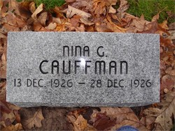 Nina Genevieve Cauffman