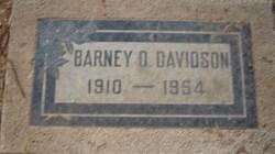 Barney Olen Davidson