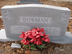 Clarence Ross Bowman