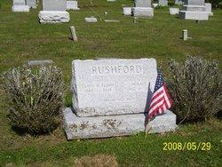 Clara M. <i>Elkins</i> Rushford