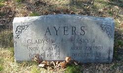 Gladys W. Ayers