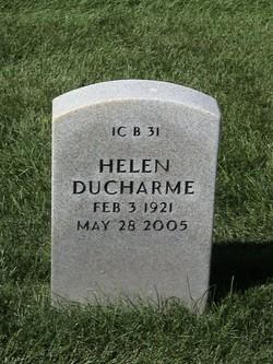 Helen Ducharme