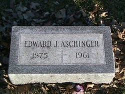 Edward J Aschinger