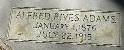Alfred Rives Adams