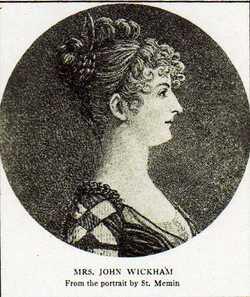 Elizabeth Selden <i>M'Clurg</i> Wickham