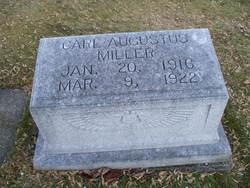 Carl August Miller