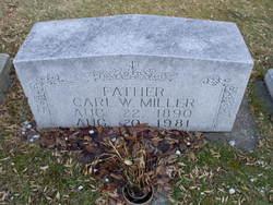 Carl W Miller