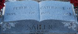 Catherine Marie Regine <i>Speicher</i> Sailer