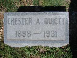 Chester A. Quiett