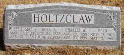 Charles Willard Holtzclaw