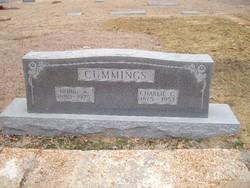 Charles C Cummings