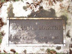 Earle Laurence Martin