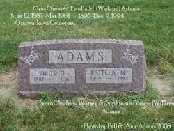 Orus Adams