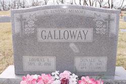 Donald Grayson Galloway