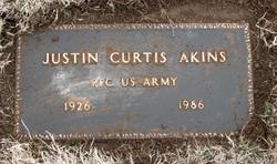 PFC Justin Curtis Jake <i>J.C.</i> Akins