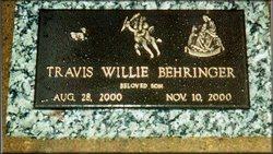 Travis Willie Behringer