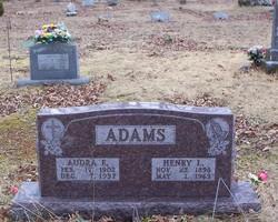 Henry Lynn Adams