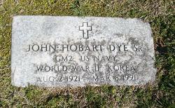 John Hobart Dye
