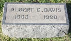Albert G Davis