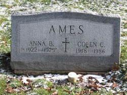 Colen C Ames