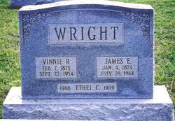 James Ephraim Wright