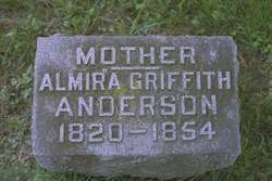 Almiria <i>Griffith</i> Anderson