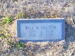 Will W. Hector