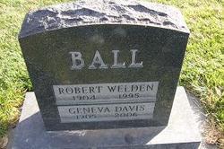 Robert Weldon Ball