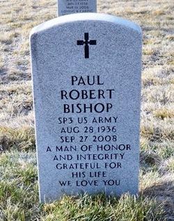 Paul Robert Bishop