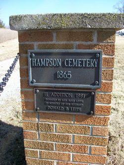 Hampson Cemetery