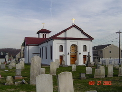Saint Marys of Assumption Churchyard