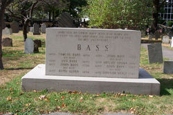 Ann <i>Saville</i> Bass